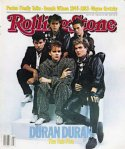 Duran Duran- Rolling Stone cover1984