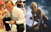 Abbott & Gollum Meme
