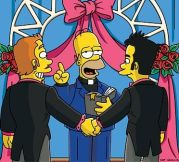 The Simpsons Same Sex Marriage