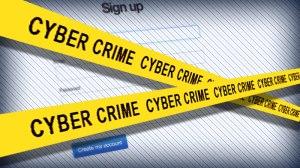 cyber crime scene