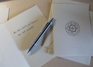 Pyramidos signed cards